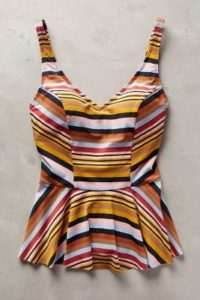 D horizontal stripe top copy