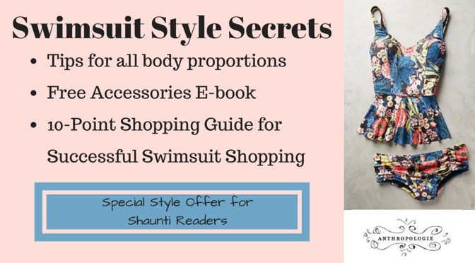 Swimsuit Style Secrets WITH Style offer