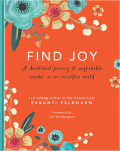Find Joy Devotional Journey to Unthinkable Wonder