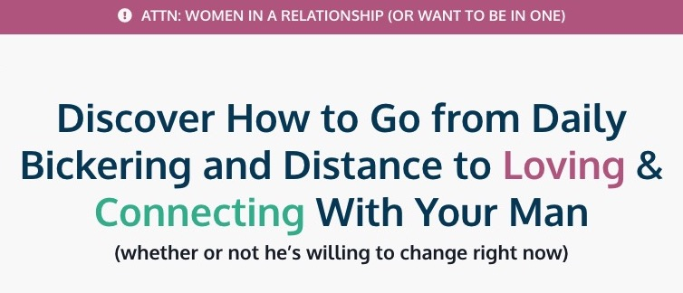 Understanding Him - a new 6-part course for women, by Shaunti Feldhahn
